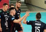 «ФАКЕЛ» навязал борьбу фавориту сезона в Кубке России по волейболу