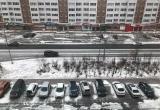 Синоптики: выпавший снег в Новом Уренгое останется до конца зимы, то есть до июня (ФОТО)