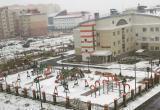 Рецепт хорошего фото: снег и Новый Уренгой (ФОТО)