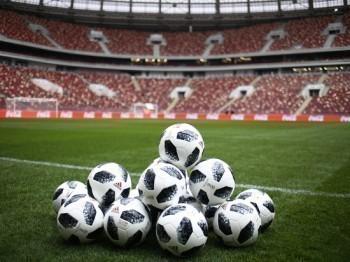 Тест на знание футбола