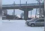 Жительницу Нового Уренгоя пугает дым с завода Газпрома (ВИДЕО)