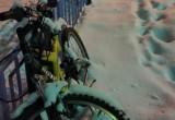 «Зайку бросила хозяйка»: жители Надыма оставили свои велосипеды зимой на улице (ФОТО, ОПРОС)