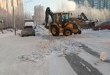 График уборки снега от «Уренгойгоравтодор» на 12 ноября