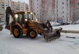 График уборки снега от «Уренгойгоравтодор» на 21 ноября