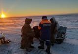 В Шурышкарском районе ищут тело провалившегося под лед ямальца (ФОТО)