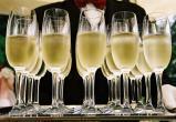 Российское шампанское получило высокую оценку Роскачества