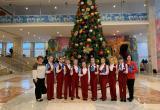 Юные жители Нового Уренгоя выступили на концерте Детского хора России в Кремле (ВИДЕО)