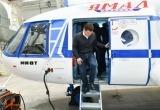 Губернатор Дмитрий Артюхов рассказал в Instagram про обновление санавиации