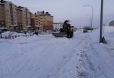 График уборки снега от «Уренгойгоравтодор» на 27 января
