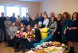 Новоуренгойка Анна Лукьянчук отметила 27 января двойной праздник: и день рождения, и новоселье