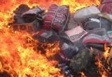В Муравленко продавца наказали за попытку продать 66 контрафактных курток