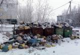 Регоператор предупредил жителей Нового Уренгоя о частичном вывозе мусора с контейнерных площадок