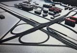 «Уренгойдорстрой» опубликовал кадры строительства дорожной развязки возле «Солнечного» с птичьего полета (ВИДЕО)